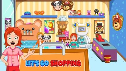My Town : Shopping Mall Screenshots