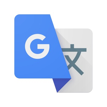 Google Translate app for iphone