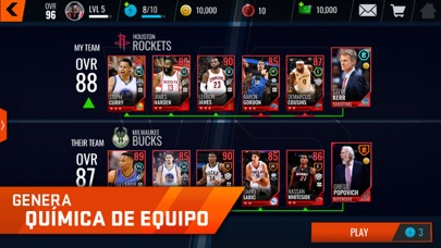 download NBA LIVE Mobile Baloncesto apps 1