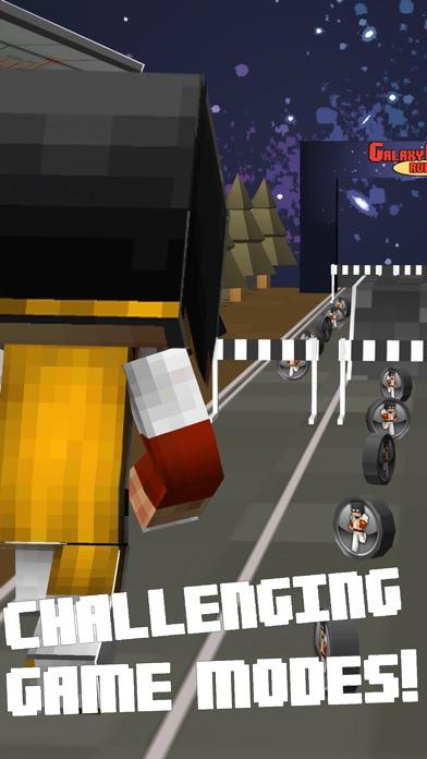 Ghost Heroes Block Run Pro Screenshot 2