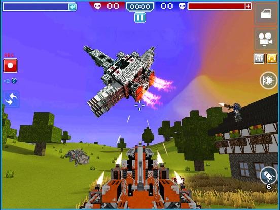 Игра Blocky Cars Online — 3D шутер