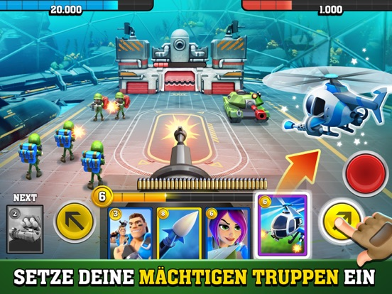 Screenshot 4 Mighty Battles