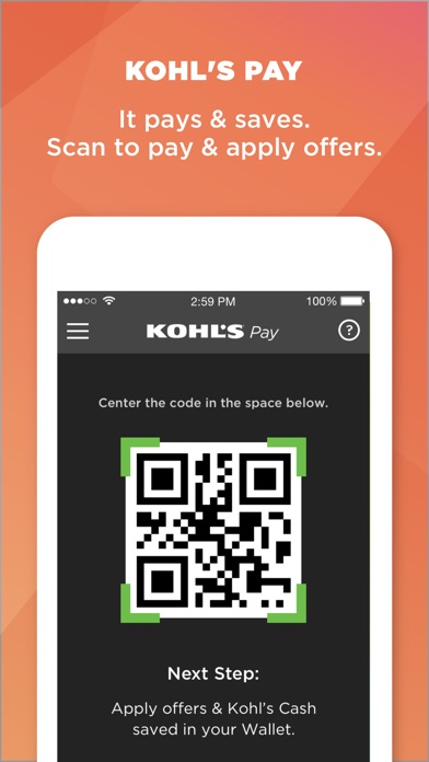 download Kohl's: Scan, Shop, Pay & Save apps 0