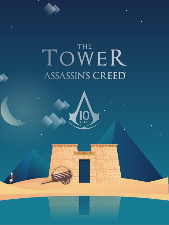 The Tower Assassin's Creed iOS Screenshots