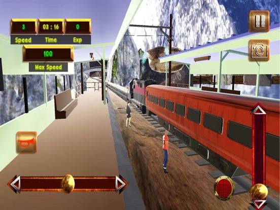 Реальный экспресс Driving Sim Скриншоты8