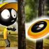 Djinnworks GmbH - Stickman Disc Golf Battle artwork