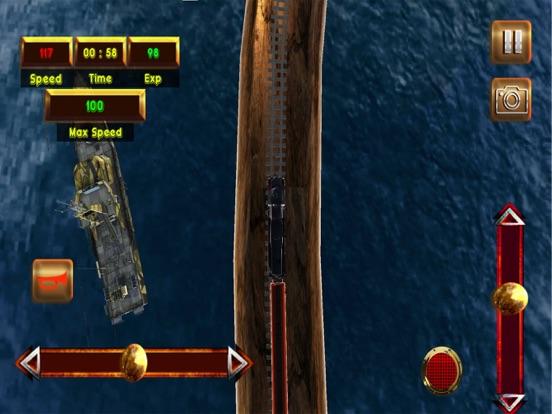 Реальный экспресс Driving Sim Скриншоты10