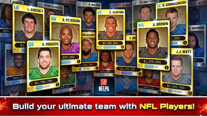Screenshot #7 for Football Heroes Pro Online - NFL Players Unleashed
