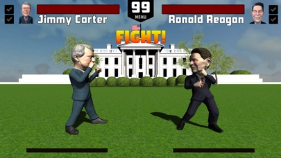 Screenshot of Blood of Patriots - Platinum App