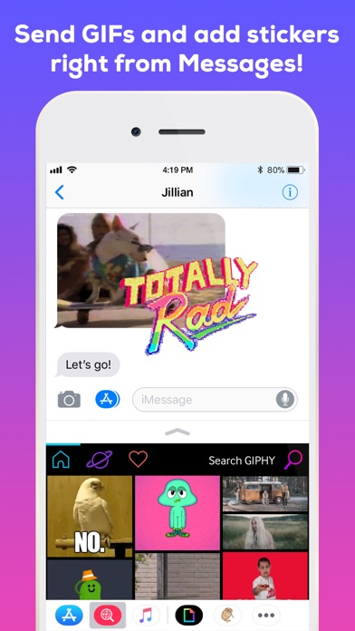 download GIPHY: The GIF Search Engine apps 3