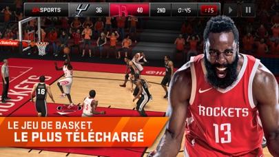 download NBA LIVE Mobile Basket-ball apps 0