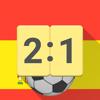 Resultados ao Vivo para La Liga 2017 / 2018 App