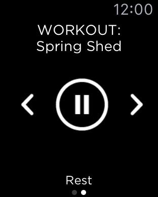 Workout Trainer Screenshot