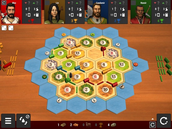 Catan Universe iOS Screenshots