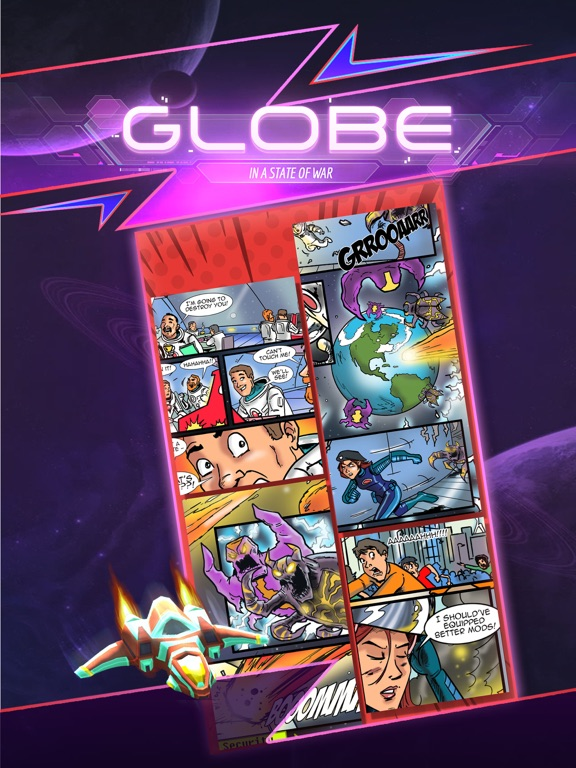 Screenshot 5 GLOBE-In A State of War