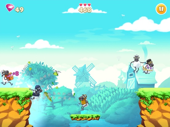 Screenshot 3 Sheep Frenzy 2
