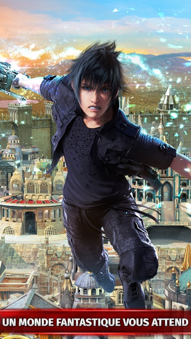 download Final Fantasy XV: Les Empires apps 1