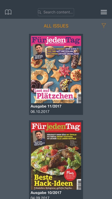 Essen Trinken Fr Jeden Tag review screenshots