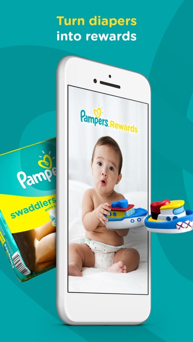 how to get free pampers