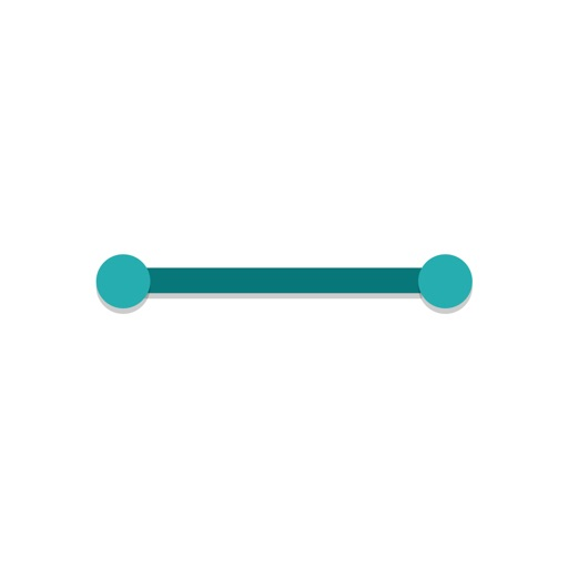 1LINE one-stroke puzzle game app for ipad