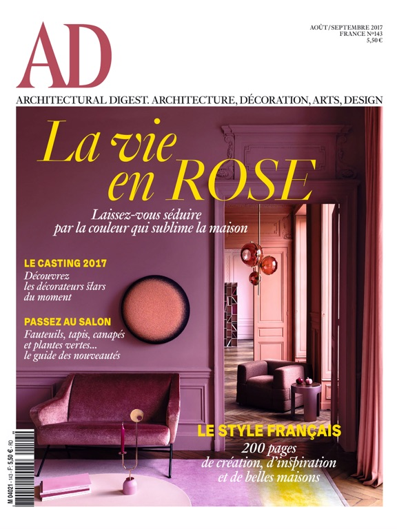 AD MAGAZINE FRANCE On The App Store