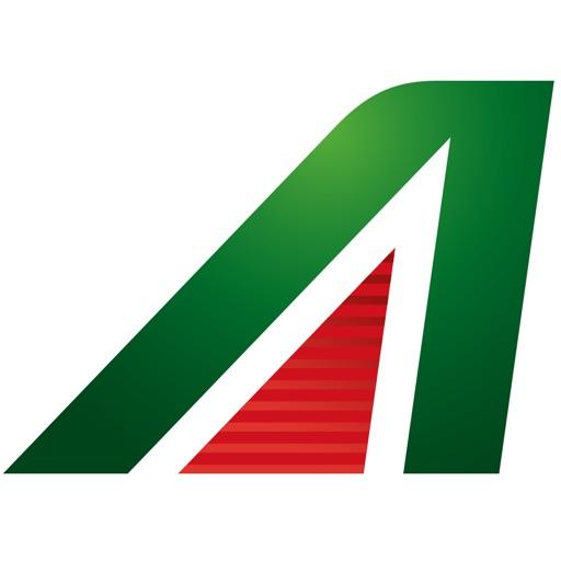 Alitalia Stickers