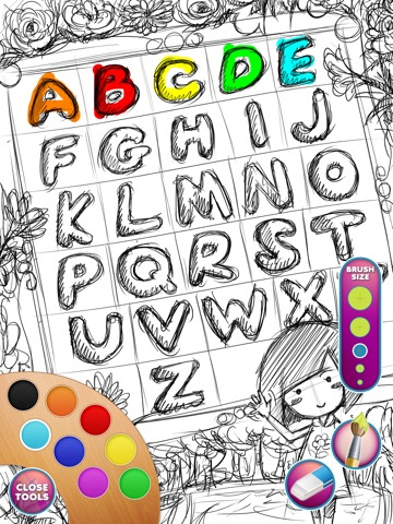 ABCs Painting Fun screenshot 4