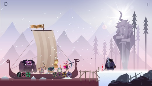 Vikings: an Archer's Journey Screenshots