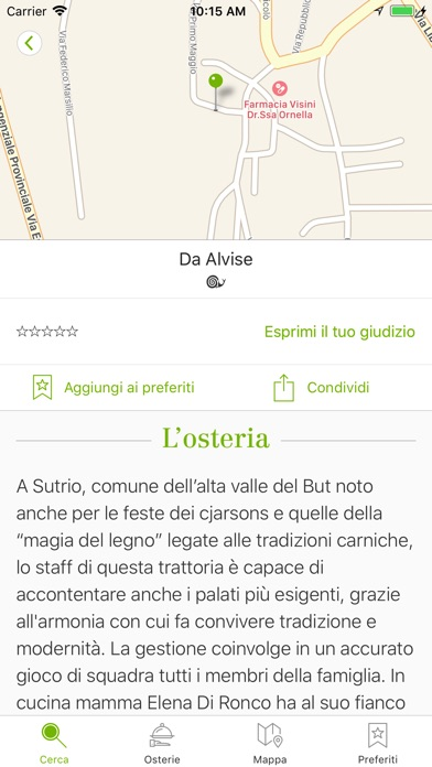 Osterie d'Italia 2018 Screenshot 3