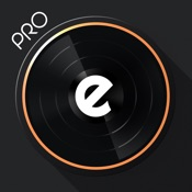 edjing Pro DJ Music Mixer: turntable to remix MP3