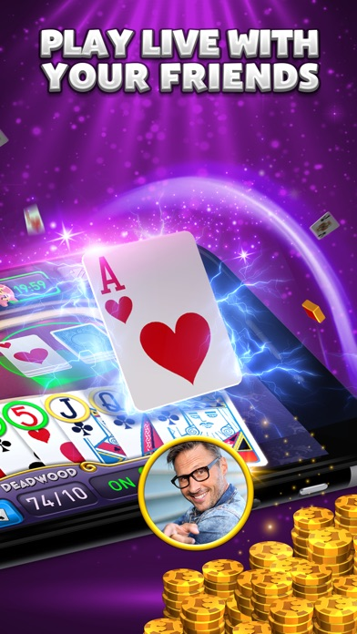 download Gin Rummy Plus - Card Game apps 0