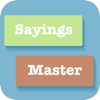 MasterKey Games - Sayings Builder Master artwork