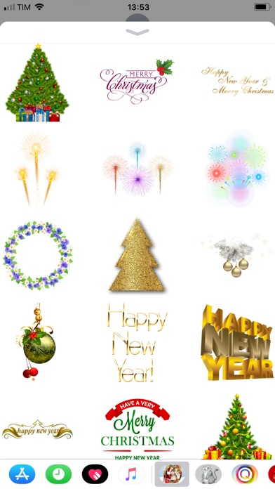 Christmas And Happy New Year review screenshots