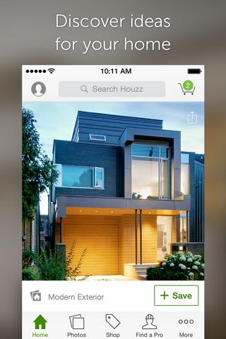 Houzz Interior Design Ideas screenshot 1