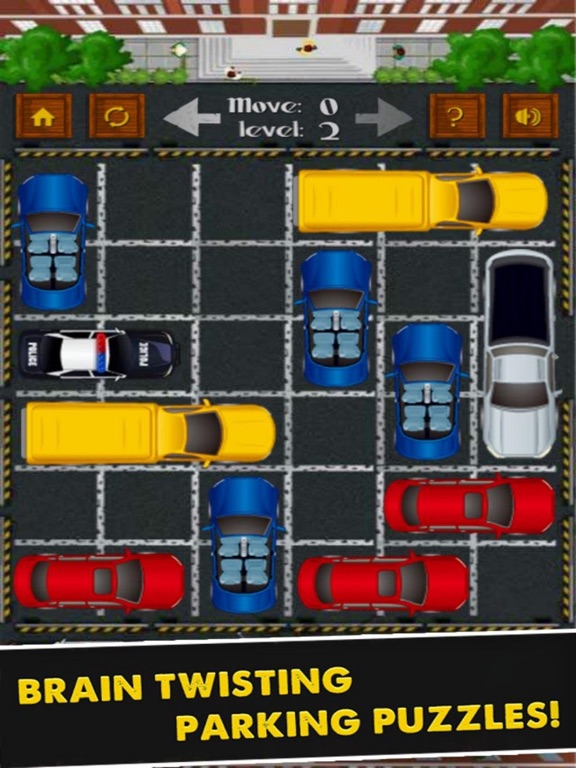 Brain Unblock Car Parking Review and Discussion | TouchArcade