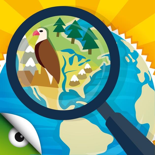 Atlas del Mundo para Nios en el App Store