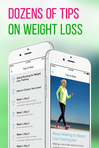 Walking for Weight Loss PRO screenshot 4