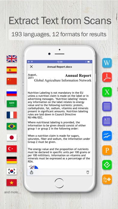 download PDF Scanner appstore review