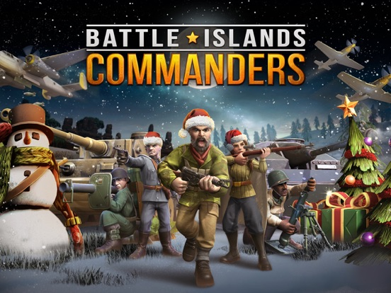 Battle Islands: Commanders на iPad