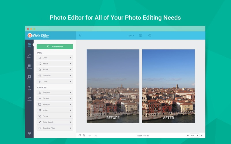 FotoJet Photo Editor 앱스토어 스크린샷