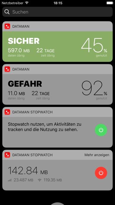DataMan Next Screenshot