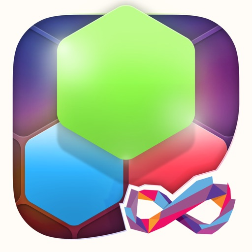 Hex FRVR - Hexagon Puzzlespiel