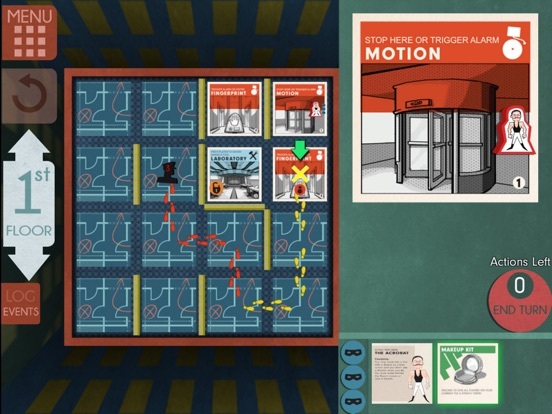Burgle Bros Screenshots