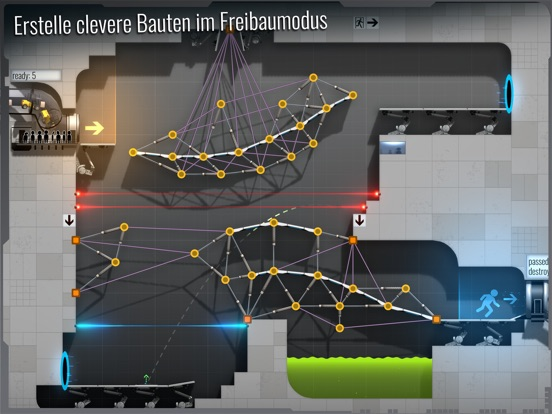 Screenshot 4 Bridge Constructor Portal