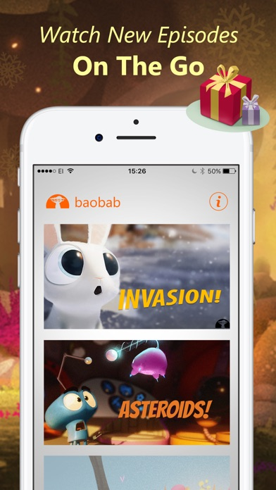 Baobab VR - animated storiesScreenshot of 5