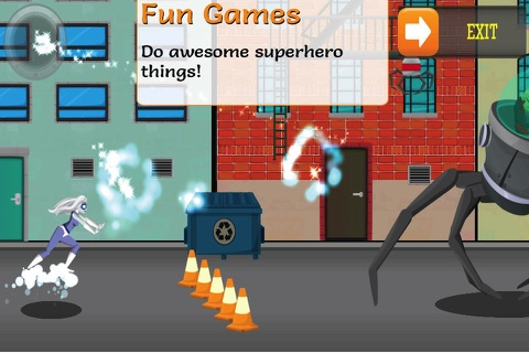 PUZZINGO Superhero Puzzles screenshot 4