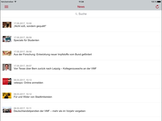 Screenshots iPad