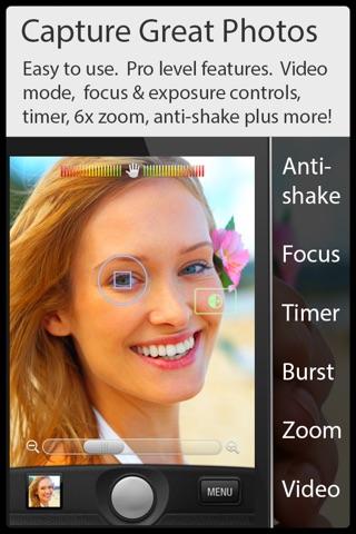 Camera Genius screenshot 2