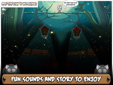 Critter Clan: Spiderclops Race screenshot 3