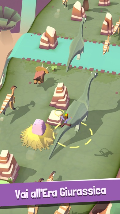 Screenshot of Rodeo Stampede: Sky Zoo Safari1